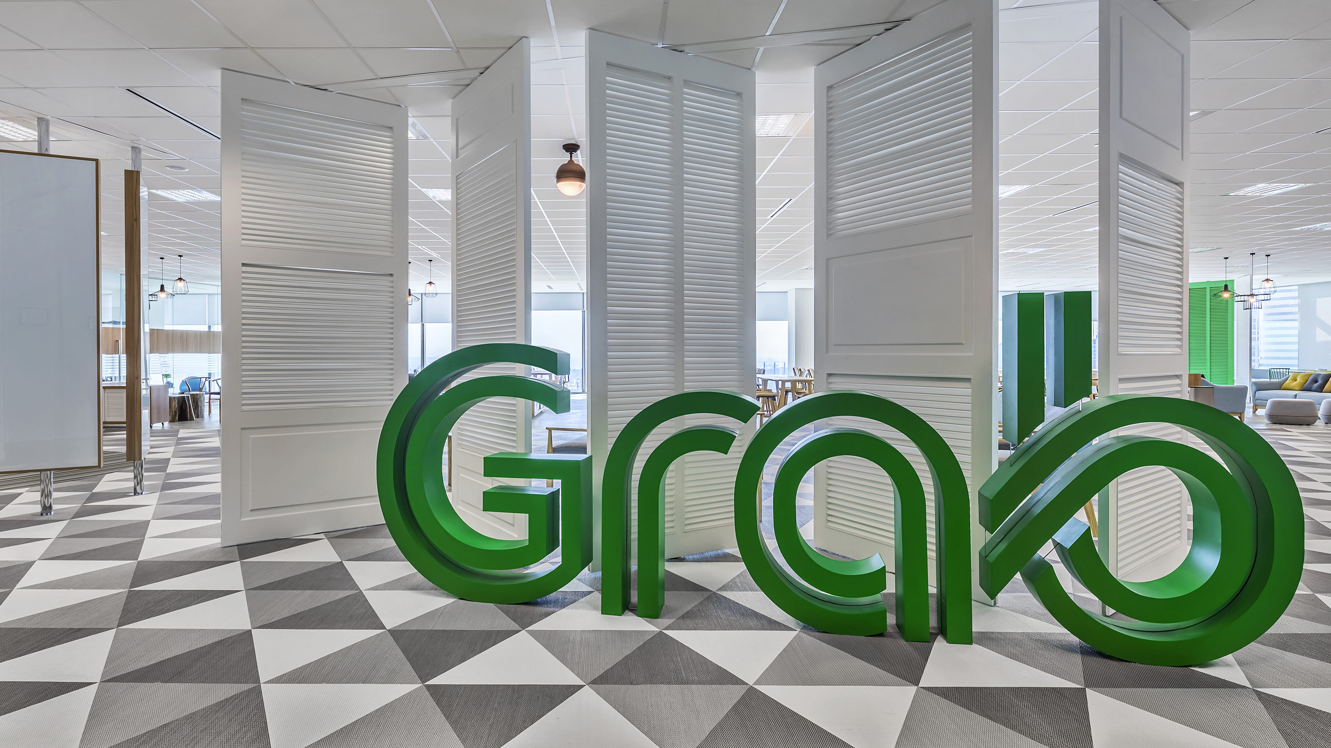 Behind Closed Doors: Grab's Marina One Office Tour